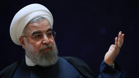 Iran's President Hassan Rouhani. ©President.ir
