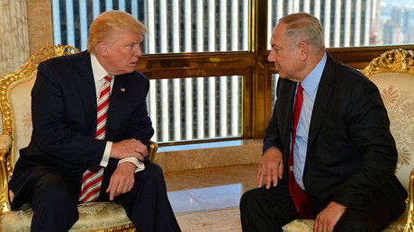Netanyahu positions himself as Trump's war broker in Middle East