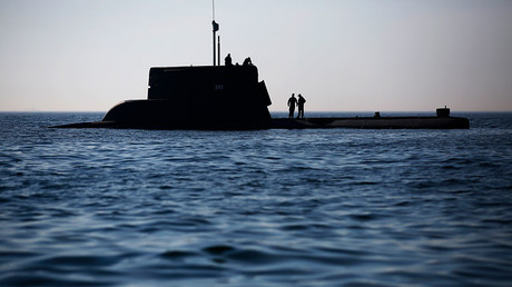 Polish submarine ORP SEP © Kacper Pempel