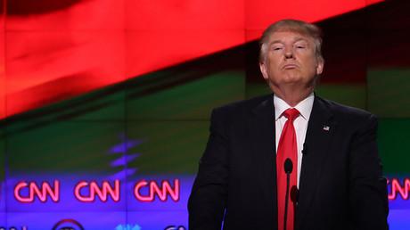 U.S. President Donald Trump © Carlo Allegri / Reuters