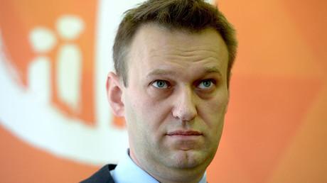 Politician Alexey Navalny. ©Iliya Pitalev