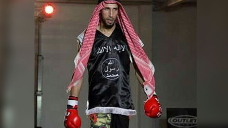 Jihadi kickboxer who 'considered' attack on Vatican jailed for 6 years in Italy