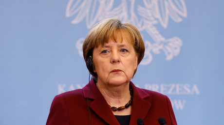 German Chancellor Angela Merkel © Kacper Pempel