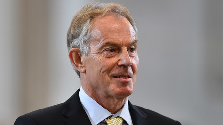 Former British prime minister Tony Blair © Ben Stansall