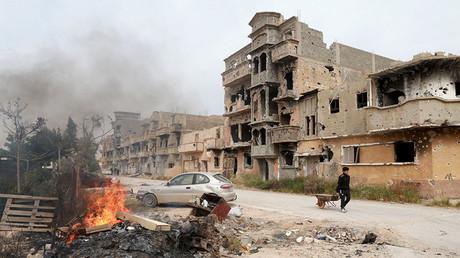 FILE PHOTO. Benghazi, Libya. ©Esam Omran Al-Fetori