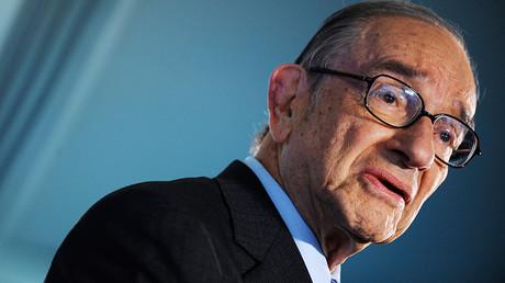 Former Federal Reserve Chairman Alan Greenspan © Jonathan Ernst