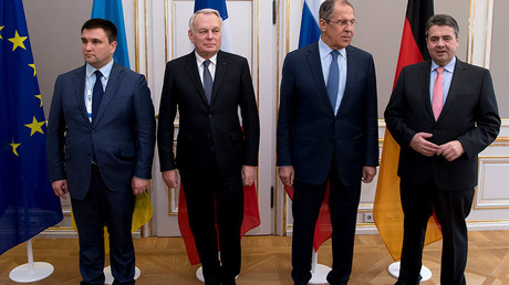 No need to include US in Ukraine peace talks, German FM says