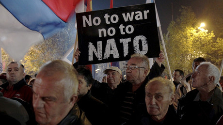 'Russian coup plot claim is an attempt to jumpstart Montenegro's stalled NATO bid'