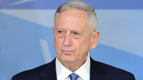 US defense secretary arrives in Baghdad on unannounced visit