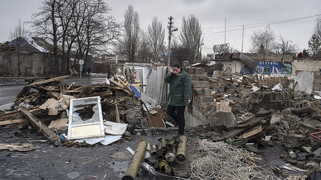 Trauma of war & betrayal in E. Ukraine will take decades to heal, locals say