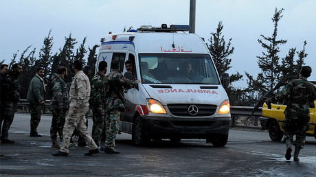 4 Russian servicemen killed in car blast in Syria – MoD