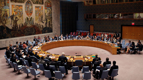 The United Nations Security Council. © Andrew Kelly
