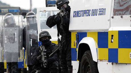 FILE PHOTO: Armed response officers, UK © Cathal McNaughton