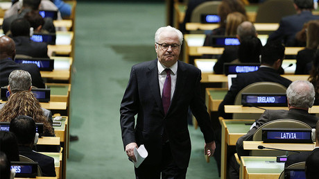 Remembering Ambassador Churkin: The face of new Russia & its diplomacy