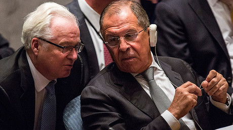 Lavrov on Churkin's death: We walked through life side by side