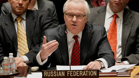 Trump: Ambassador Churkin played key role in working with US on global security issues
