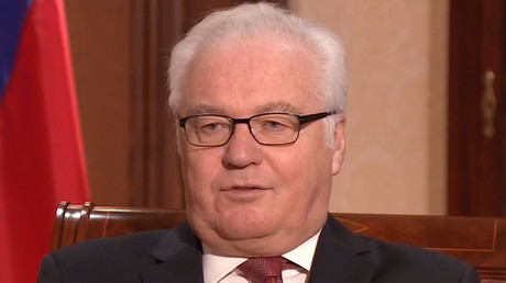 'Emotion mustn't override reason': Churkin questions Trump's tensions with Iran & China
