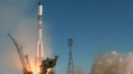 Lift-off! Russian robotic cargo ship Progress 66 sets off to deliver supplies to Intl Space Station