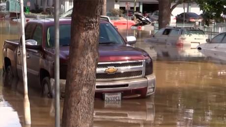 Major flooding puts 50,000 in San Jose under evacuation order