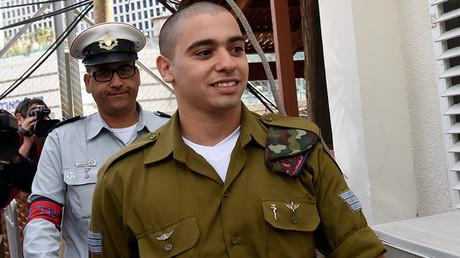 Israeli soldier Elor Azaria © Debbie Hill