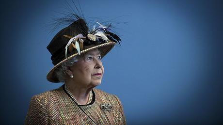 Britain's Queen Elizabeth © Eddie Mulholland