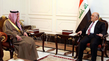 'Iraq's neutrality can help Iranian-Saudi rapprochement' – Saudi FM on surprise Baghdad trip