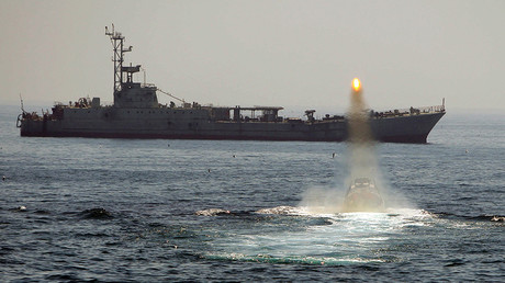 Iran stages massive navy drill over 2mn km²