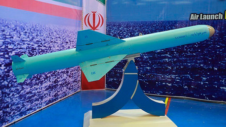 Iran test-fires Nasr sea-launched cruise missile during naval drills