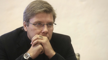 'Medieval barbarism': Riga mayor decries fine for use of Russian on official Facebook account