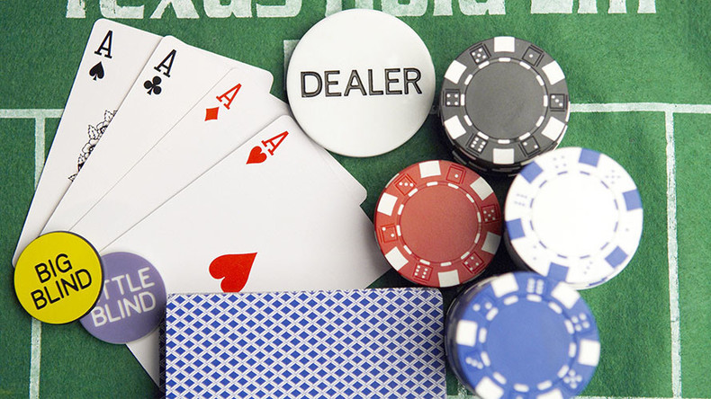 Computer poker alberta