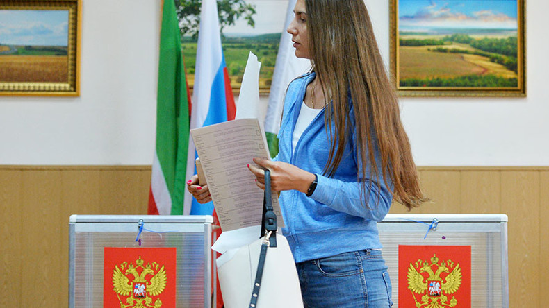 Idea of female president supported by one-third of Russians – poll