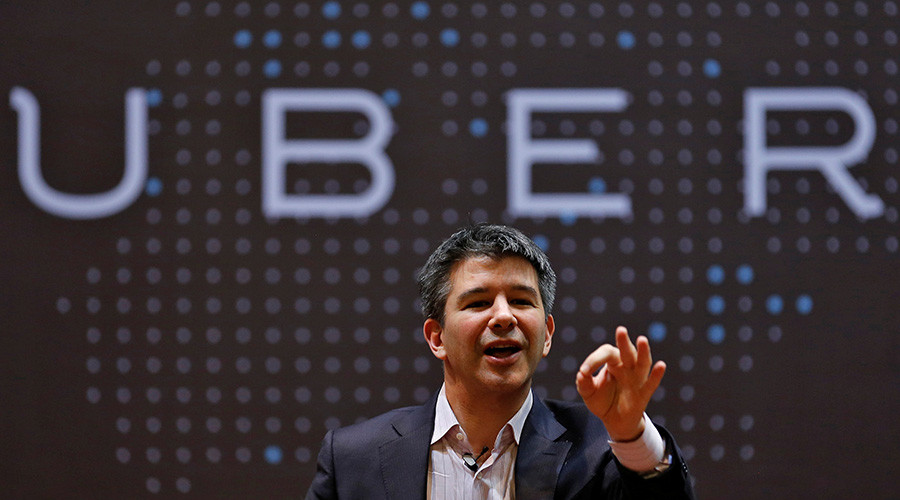 Uber CEO loses temper in tense confrontation with driver (VIDEO)