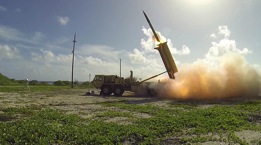 China, Russia agree to strengthen opposition to US' THAAD missile system
