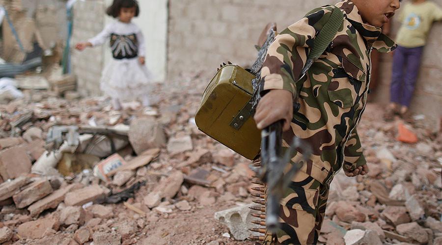 British made guns could be arming children in Iraq, Syria & Yemen - report
