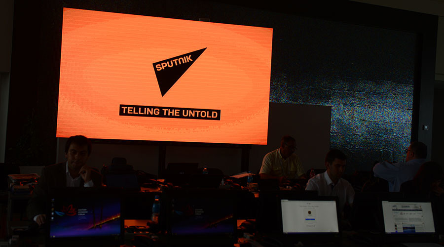 Baltic news agencies unexpectedly cease co-operation with Sputnik