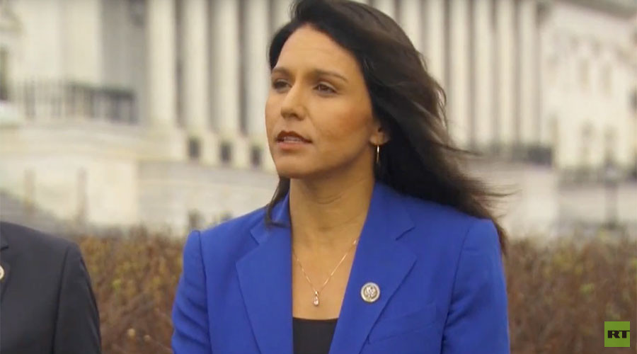 To help refugees, stop arming terrorists – Rep. Tulsi Gabbard