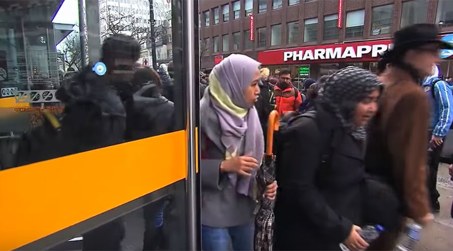 Bomb threat against Muslim students triggers evacuation at Canadian university (VIDEO)