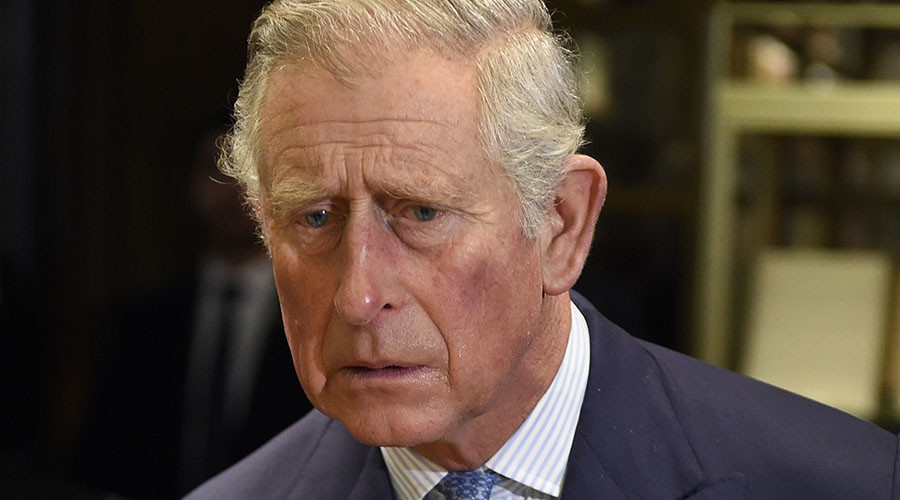 American claims to be rightful heir to the throne, plans to overthrow Prince Charles