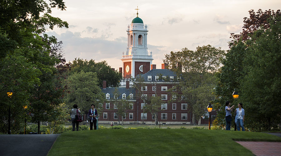Harvard Law admins accused of buying sex toys & iPads with disability fund
