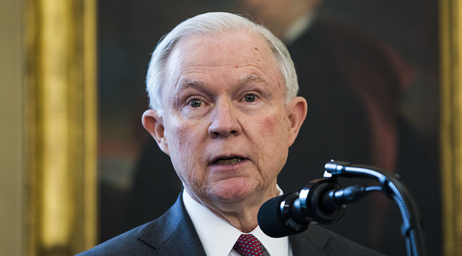 Sessions 'will recuse himself from Russia investigation if necessary' - report