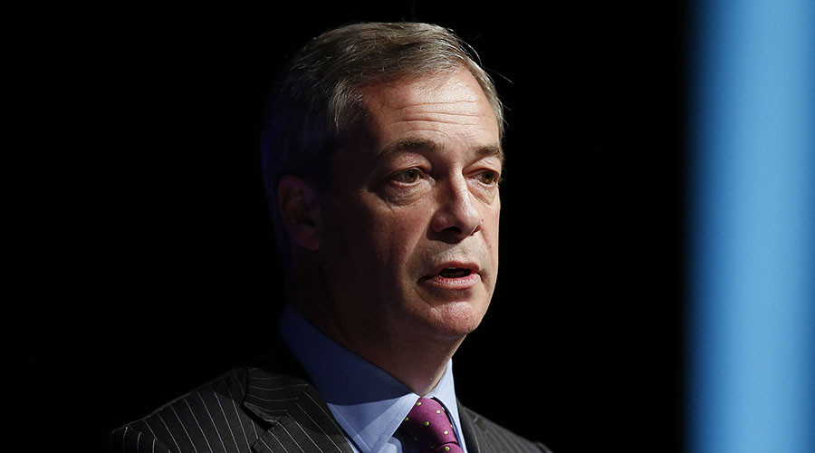 Electoral Commission urged to investigate Farage's 'creepy' Brexit campaign