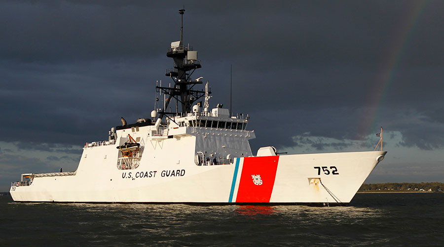 Trump military budget may cut over $1 billion from the Coast Guard