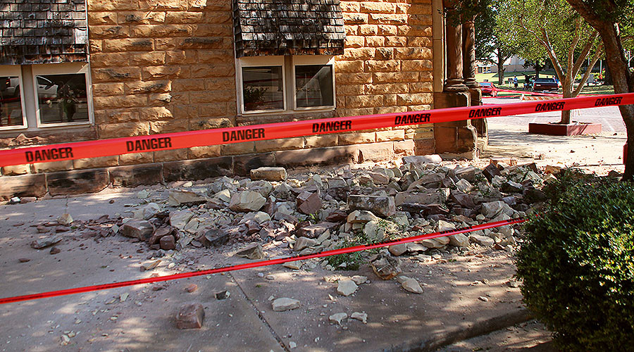 Oklahoma tribe sues oil companies over recent spike in 'induced' earthquakes