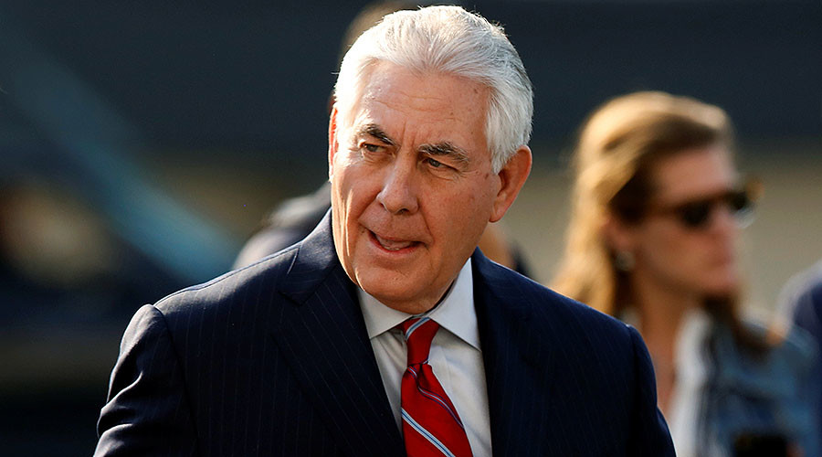 Tillerson mum as State Department reports rights abuses