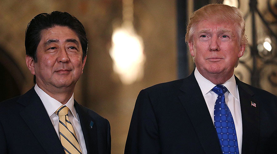 'Cold War mindset': US & Japan present Beijing as 'enemy' to boost military ties, says Chinese envoy