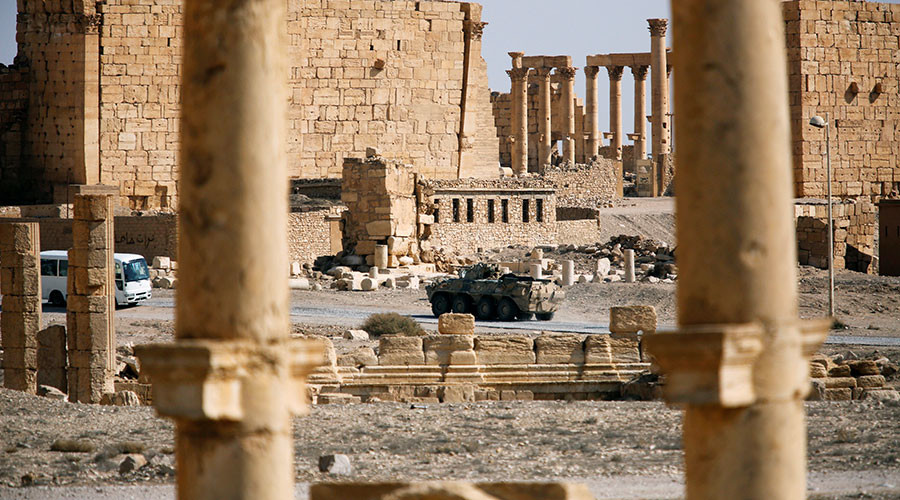 Russian military details contribution to Palmyra's retake (PHOTOS)