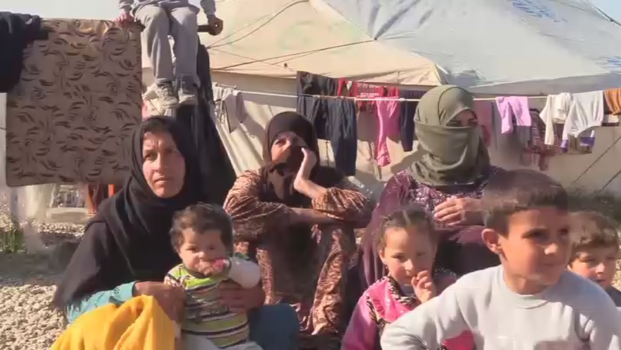 'ISIS cut heads, break legs & provoke airstrikes': Refugees describe Mosul terror (RT EXCLUSIVE)