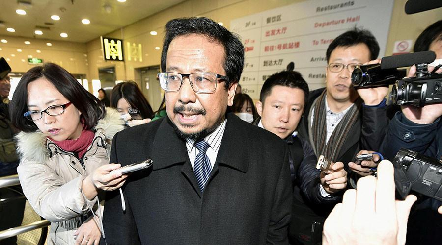 North Korea sends Malaysia ambassador packing amid Kim Jong-nam murder fallout