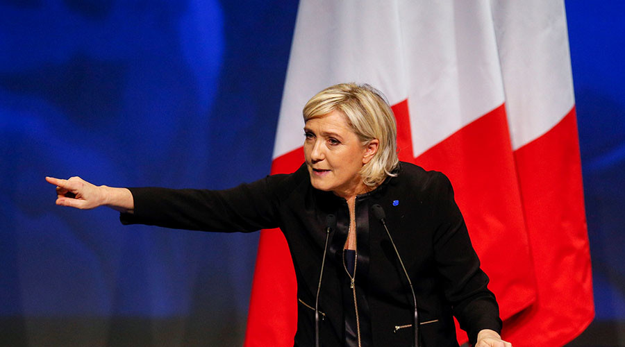 Pursuing Cold War against Russia is threat for Europe – Le Pen