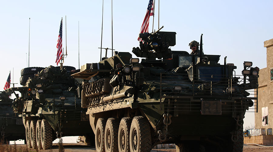 US deploys force in Manbij as 'visible sign of deterrence&#039- Pentagon